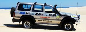 Tag-Along 4wd Tours Port Stephens