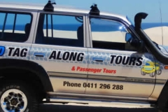 Guided 4 Wheel Drive Passenger Tours