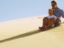 Sandboarding At Stockton Sand Dunes
