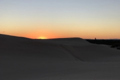 Sand Dune Sunsets