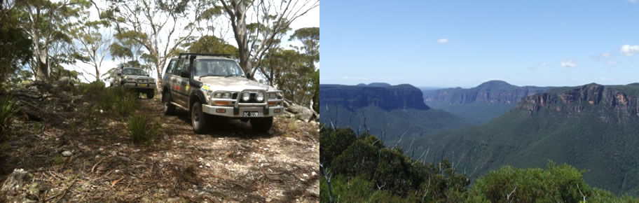 blue mountains 4wd tours